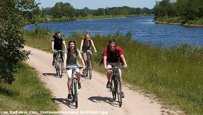 Radfahren im Emsland