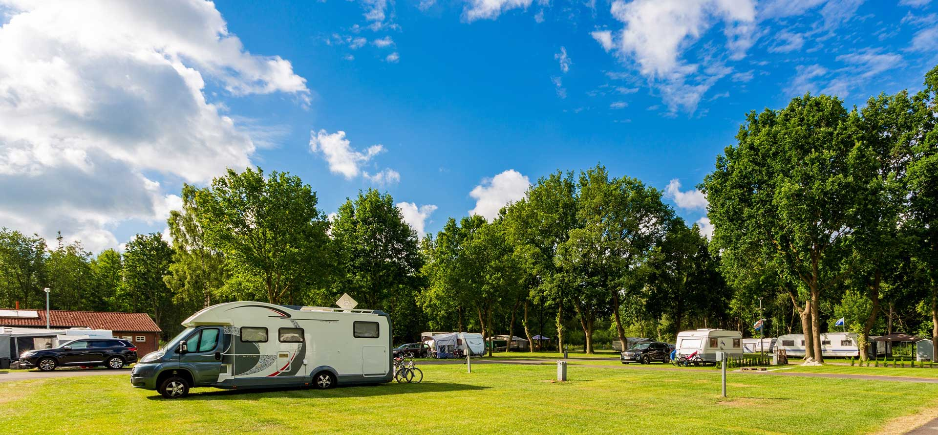 Camping in Papenburg