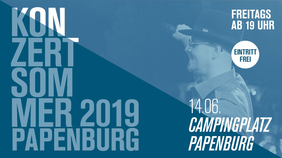 Konzertsommer 2019 Papenburg