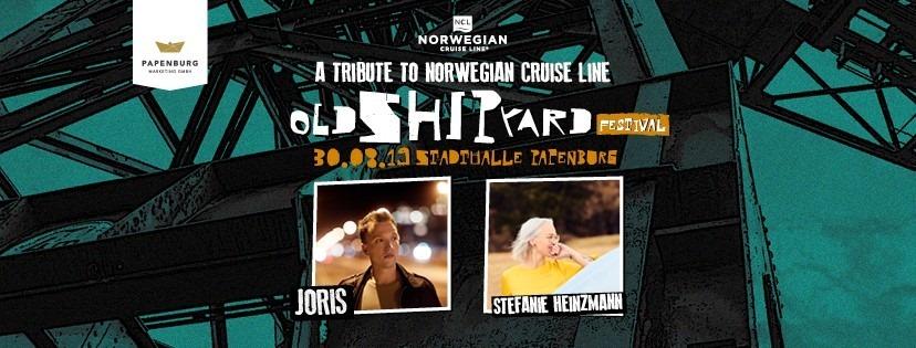 Old Shipyard Festival mit Joris und Stefanie Heinzmann